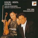 ドヴォルザーク:ヴァイオリン協奏曲、ロマンス他の商品写真
