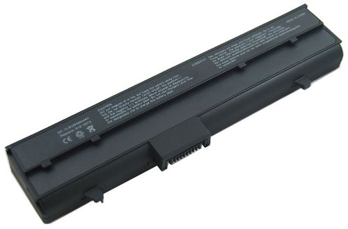 XIQI Laptop battery replacement for Dell Inspiron 640M Y4493 312-037 UG679 312-0450 DH074 451-10351 451-10285 C9551 TC023 Y4493 312-0451 451-10284 RC10 Y9943 Fit Automobile Models Dell Inspiron 630M Inspiron 640M XPS M140 Series Inspiron E1405 4400mAh/49W