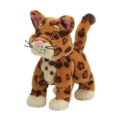 Ty Beanie Babies Collection Dora'S Friend Baby Jaguar front-458473