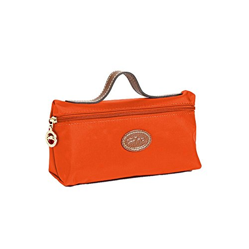 Longchamp discount duty free Longchamp Cosmetic Case - Le Pliage - Poppy