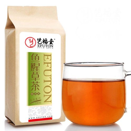 180G Houttuynia Cordata Tea Bag Osmanthus Fragrance Efuton Chinese Natural Organic Floral Herbal Tea