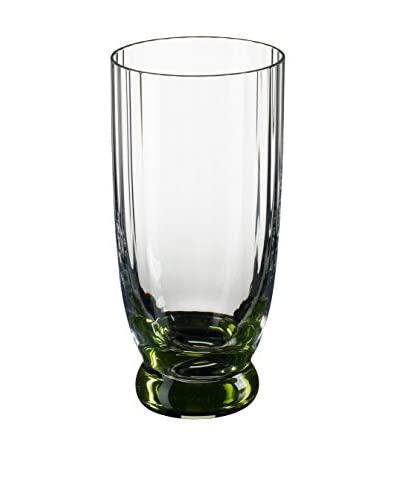 Villeroy & Boch New Cottage Water Tall Drink Tumbler, Green