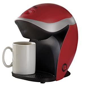 Cooks Professional Coffee Maker Red : New Red Cooks Professional 2 Cup Filter Coffee Maker Kitchen Home: Amazon.co.uk: Kitchen & Home