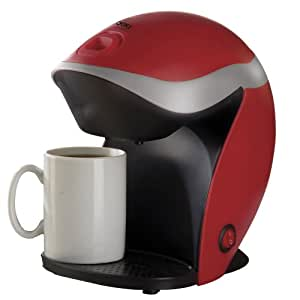 Cooks Coffee Maker Filter Basket : New Red Cooks Professional 2 Cup Filter Coffee Maker Kitchen Home: Amazon.co.uk: Kitchen & Home