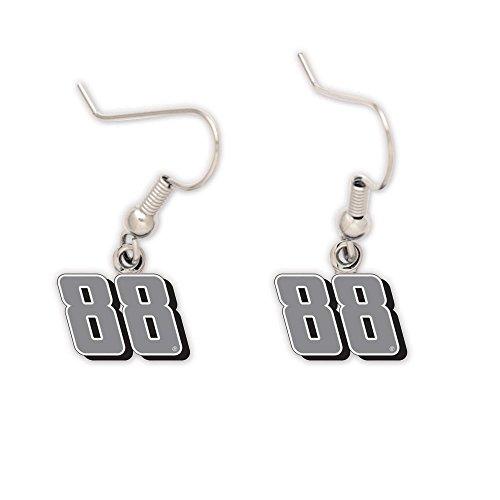 NASCAR Dale Earnhardt Jr 78583015 Earrings Jewelry Card Review