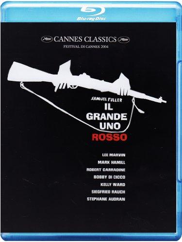 Il grande uno rosso [Blu-ray] [IT Import]