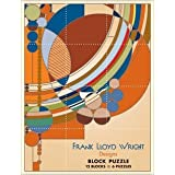 Frank Lloyd Wright Block Puzzle