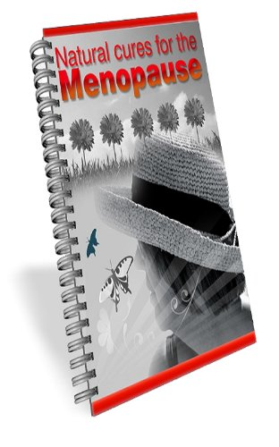 Natural Cures For Menopause-Ebook-MRR