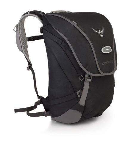 B0042DXVIO Osprey Metron 35-Litre Commuter Pack (Black, Medium/Large)