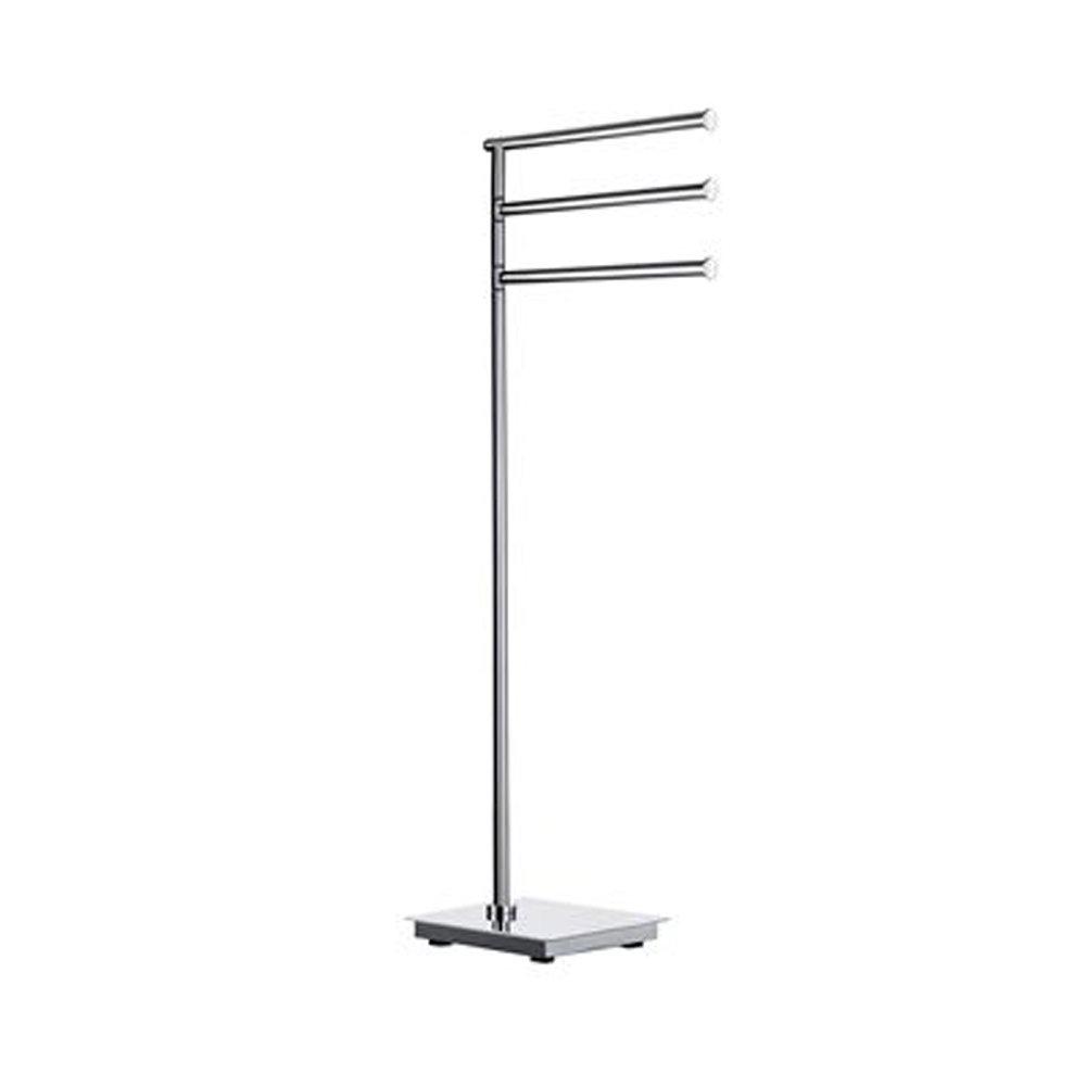 Smedbo Handtuchständer Handtuchhalter Standmodell 3armig Serie Outline FK604   Kundenbewertung und Beschreibung