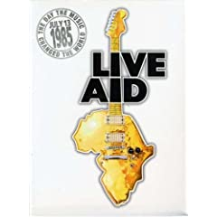 Live Aid  (4 Disc Set)