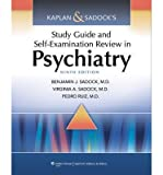 img - for Kaplan & Sadock's Study Guide and Self-examination Review in Psychiatry (Paperback) - Common book / textbook / text book
