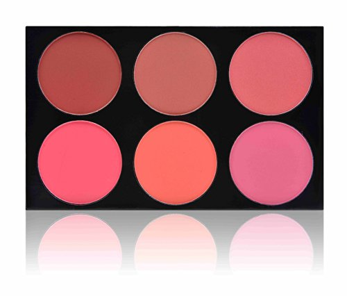 Shany The Masterpiece 6 Colors Large Blush Palette/Refill, She'S Not Shy front-1073997