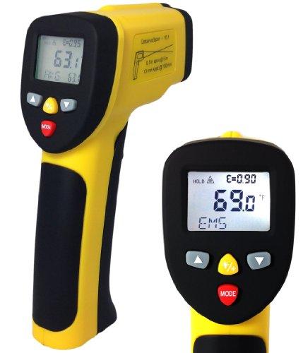 EnnoLogic Temperature Gun Dual Laser Non-Contact