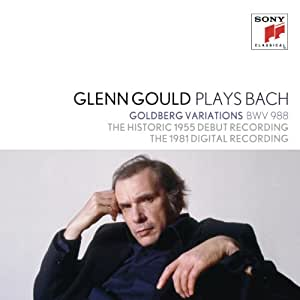 Glenn Gould Collection Vol.1 - Glenn Gould plays Bach: Goldberg-Variationen BWV 988
