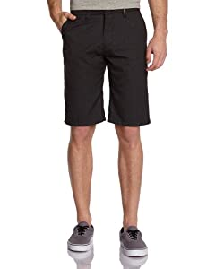 Billabong Central Walkshort homme Noir  FR: 40 (Taille Fabricant: 30)