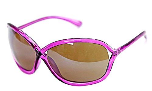 Sonnenbrille Dunkle Gläser Damensonnenbrille Frauen Sonnenbrille X10