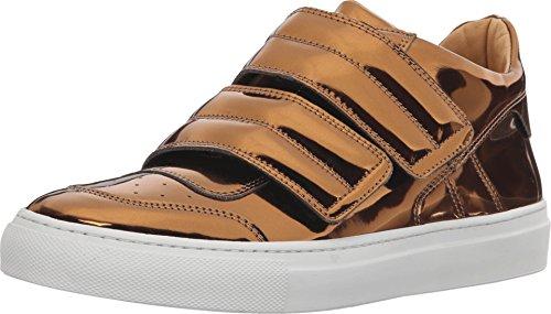 mm6-maison-margiela-womens-mirrored-low-top-bronze-mirror-sneaker-385-us-womens-85-m