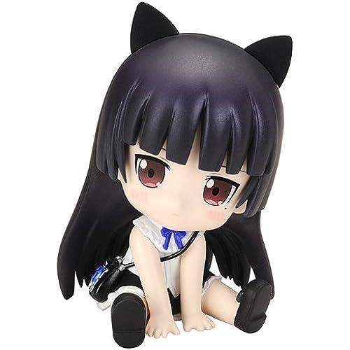 나 의 여동생이 이렇게 귀여울 수가 없다.페탄코 검은 고양이하 고미 ver. (non스케일 PVC페인티드)-JUN132018 (2013-08-30)