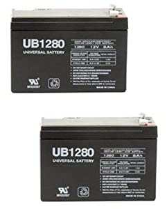 Razor E200/E200S/E300 Battery Replacement Battery Reuse Existing Connectors - Includes two batteries!