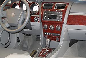 Dodge avenger interior burl wood dash trim kit - 2008 dodge charger interior trim ...