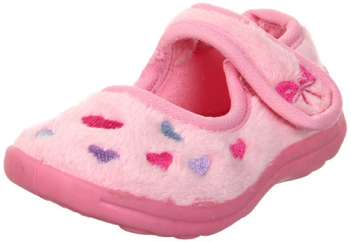 Ragg Lil' Hearts 2,Pink,8 M Us Toddler front-28893
