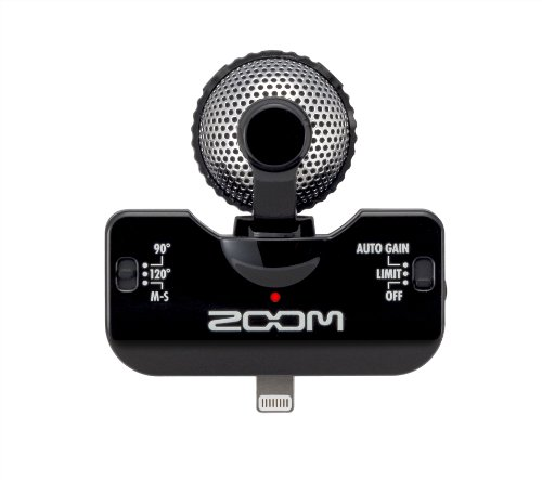 Zoom Iq5B Condenser Microphone, Figure 8
