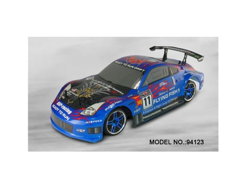 HSP 1/10th 94115 TRT Version Scale Electric Powered Car Toy + Worldwide free shiping