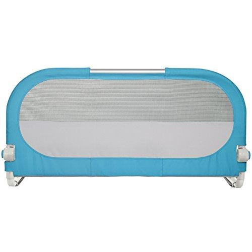 Munchkin-Sleep-Bed-Rail-Blue