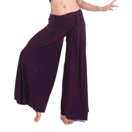 BellyLady Belly Dance Yoga Stretchy Lycra Cotton Harem Pants, Gift Idea
