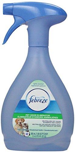 Febreze Fabric Refresher Pet Odor Eliminator Air Freshener 27 Fl Oz front-87485