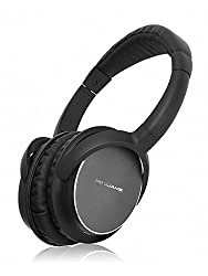 RevJams Studio Vibe Bluetooth Headphones with High Fidelity Sound - Over the Ear Design - Noise Isolating - 20 Hour Battery
