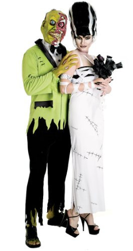 Monster Groom Adult Costume - Mens Small 38-40