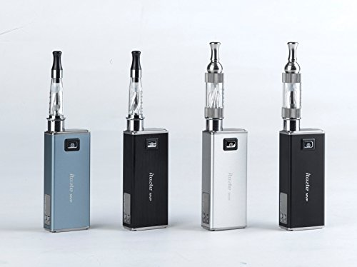 INNOKIN itaste MVP 2.0 BLACK – Electronic Cigarette Including 2 iClear 16 Atomizers