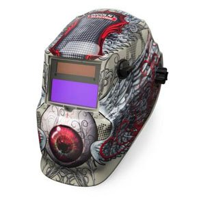Auto-Darkening-Welding-Helmet-TanRed-600S-9-to-13-Lens-Shade