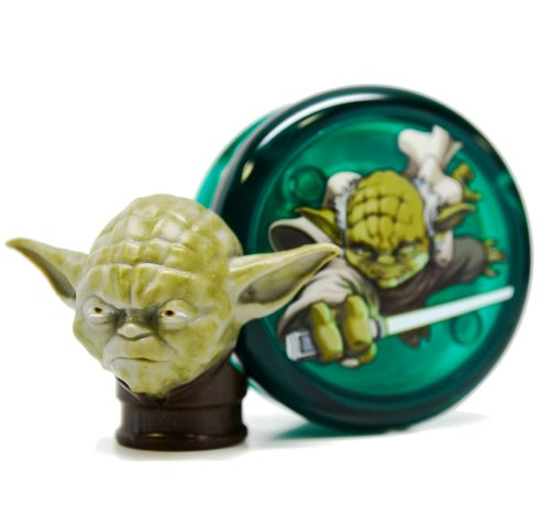 Yomega Star Wars Yoda String Bling YoYo - 1