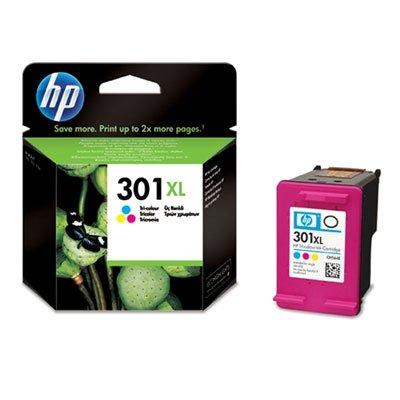 Hewlett Packard No301XL Cartouche d'encre 3 couleurs CH564EE
