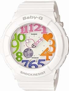 Casio Baby-G Neon Dial Series Women's Watch BGA-131-7B3JF (Japan Import)