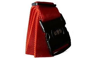 na-und robuster Reise Kofferband 5 x180cm Textil Koffergurt Zahlenschloss