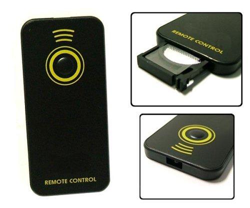 Satechi Rm-E2 Infrared Remote Control For Nikon D40, D40X, D50, N65, D60, D70, D70S, D80, D90 Fully Compatible With Nikon Ml-L3
