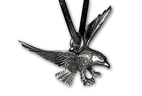 """etNox-Pendente """"Aquila"""" argento ({925} K598)"""