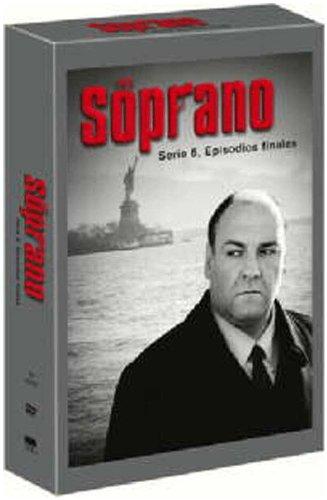 Los Soprano (Serie 6 Episodios Finales) [DVD]