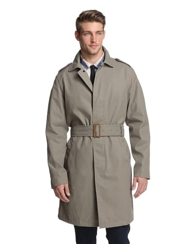 Todd Snyder Men's Double Faced Bonded Trench