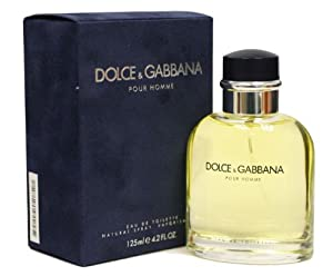 Dolce & Gabbana By Dolce & Gabbana For Men. Eau De Toilette Spray 4.2 Ounce