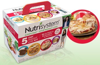 Nutrisystem Jumpstart Your Weight Loss 5 Day Weight Loss Kit (Nutrisystem 5 Day Starter Kit compare prices)