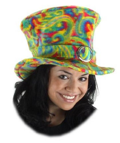 elope Madhatter Psychedelic Fur Hat