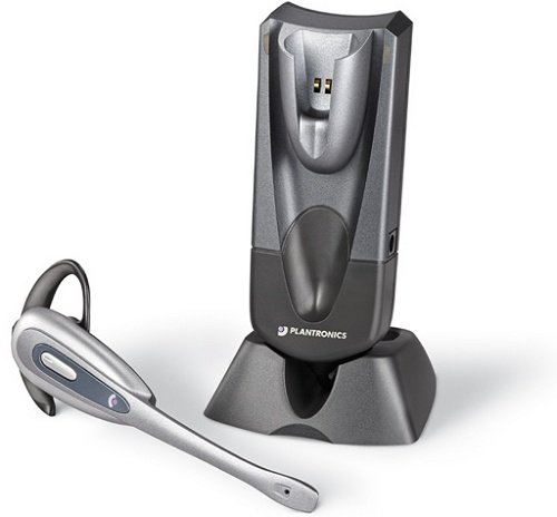Plantronics Cs50-Usb Wireless Office Headset System