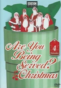 Cover art for  Are You Being Served? Christmas