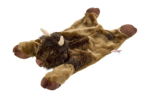 Coleman Supersized Buffalo Tropy Dog Toy