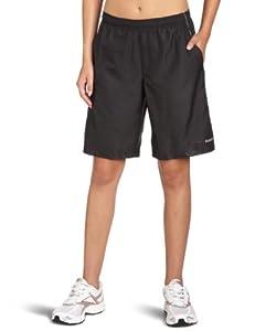 Reebok Athletic - Pantalones para mujer, tamaño XL, color negro